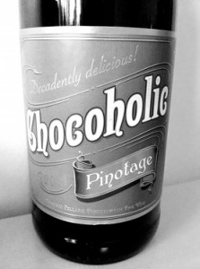 Chocoholic Grayscale